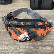 Túi đeo chéo đeo bao tử loan màu vuông Sale sốc E041 thumbnail