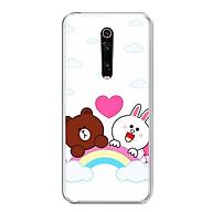 Ốp lưng dẻo cho điện thoại cho Xiaomi Redmi K20 - 0061 BROWN04 - Hàng Chính Hãng thumbnail