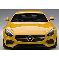 Xe Mô Hình Mercedes-Amg Gt S 1 18 Autoart - 76314 (Vàng) thumbnail