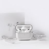Bao Ốp Case Dành Cho Apple Airpods Pro Chất Liệu PC Trong Suốt thumbnail