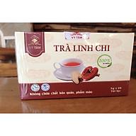 Trà Linh Chi túi lọc Vy Tâm (Hộp 20 gói x 2g) thumbnail