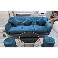 Sofa chung cư Vintage Juno Sofa và bàn trà thumbnail