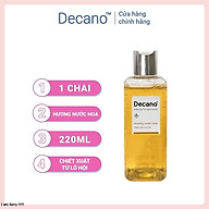 Dung dịch vệ sinh phụ nữ Doctor Care Decano hương nước hoa 220ml chiết xuất lô hội kháng khuẩn ,duy trì độ ẩm thumbnail