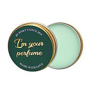 Nước Hoa Khô PINKY S - mùi Gardenista - Nước Hoa Sáp Bỏ Túi 15g - Chính Hãng thuộc bộ sưu tập I m Your Perfume thumbnail