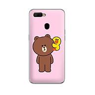 Ốp lưng dẻo cho điện thoại Oppo A5S - 01213 7860 BROWN19 - Hàng Chính Hãng thumbnail
