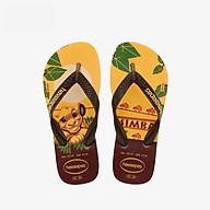 HAVAIANAS - Dép trẻ em Kids Lion King 4144490-1652 thumbnail