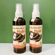 Tinh dầu bưởi,xịt bưởi,tinh dầu dưỡng tóc vỏ bưởi kích thích mọc tóc dài và nhanh chính hãng thumbnail