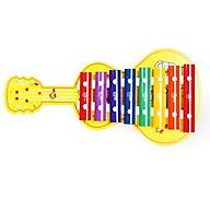 Đàn Gỗ 8 Thanh Guitar - Đồ Chơi Gỗ Phát Triển Năng Khiếu Cho Bé. thumbnail