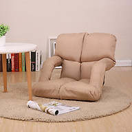 Ghế Sofa Thư Giãn Ghế lười đọc sách chống mỏi lưng ( Mầu ngẫu nhiên ) - Hàng chính hãng thumbnail
