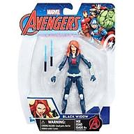 Đồ Chơi AVENGERS Mô Hình Black Widow 6 Inch C0650 B9939 thumbnail