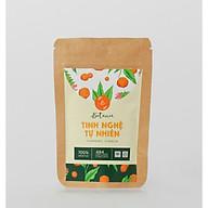 Tinh Nghệ Tự Nhiên Botanie - Túi 50 gram - 100% Tinh bột nghệ tự nhiên, nguyên chất - Đã được điểm định chất lượng VSATTP - Hỗ trợ các vấn đề về tiêu hóa thumbnail