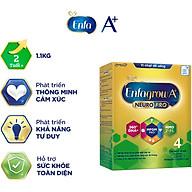 Sữa bột Enfagrow A+ NeuroPro 4 với 2 -FL HMO cho trẻ từ 2 6 tuổi 1.1kg thumbnail