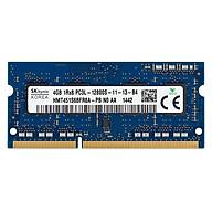 Ram Laptop Hynix 4GB DDR3 1600MHz PC3L-12800 1.35v - Hàng chính hãng thumbnail
