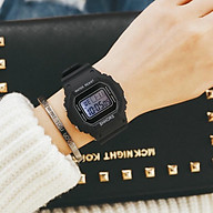 Đồng hồ thể thao nữ trẻ trung năng động phong cách Hàn Quốc Dây Silicon AD009 thumbnail