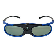 DLP Link 3D Glasses Active Shutter Projector Glasses Rechargeable for All DLP-Link 3D Projectors Compatible with Optoma thumbnail