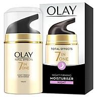 Kem dưỡng đêm 7 tác dụng Olay Total Effects 7 in 1 Night Firming Moisturiser - 15ml thumbnail