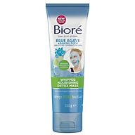 Biore Blue Algave Whipped Nourishing Detox Mask 110g thumbnail