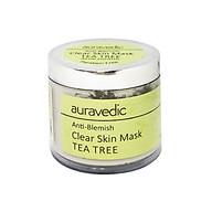 Mặt nạ AuraVedic Anti Blemish Clear Skin 100g thumbnail