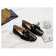 Giày Oxford Khóa Ngang Gót Sau Gập lại được_Big Size thumbnail