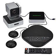 Bộ thiết bị họp hội nghị trực tuyến DQN-VC50-Kit cho phòng cỡ vừa - Hàng chính hãng thumbnail