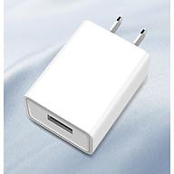 Củ Sạc Adapter Sạc nhanh 1 cổng USB Type C 18 20W cho iPhone iPad Android Hàng Chính Hãng thumbnail