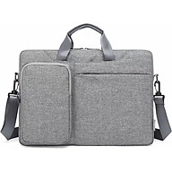 Túi đựng Macbook Air, Pro cao cấp 13.3 - 15.6 inch đa năng Chống Sốc nhiều ngăn thumbnail
