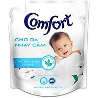 Nước Xả Vải Comfort Cho Da Nhạy Cảm Túi 2.6L - Phù Hợp Với Cả Em Bé (Giao mẫu ngẫu nhiên) thumbnail