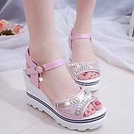 Giày đễ xuồng nữ phong cách Hàn Quốc thumbnail