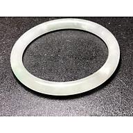 Vòng ngọc cẩm thạch liền khối bảng tròn thumbnail