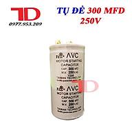 Tụ điều hòa, CAPA phóng, Tụ đề 100 MFD 250v đến 1000MFD 250v dùng trong tủ mát tủ đông, thumbnail