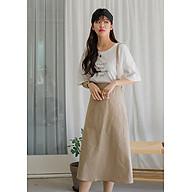 Yếm Váy Vải Lanh Melti thumbnail