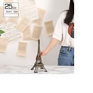 Mô hình tháp Eiffel bằng thép không gỉ-thích hợp dùng làm quà tặng sinh nhật, trang trí nhà cửa.... thumbnail