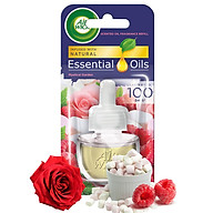Lọ tinh dầu thiên nhiên Air Wick Mystical Garden 19ml QT016819 - hoa hồng hoàng gia thumbnail