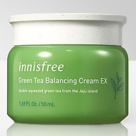 Innisfree Green Tea Balancing Cream EX 50ml thumbnail