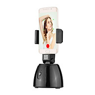 Smartphone 360 Smart Tracking Selfie Stick Holder 37 Tilt Object Tracking Face Tracking Phone Control with Integrated thumbnail
