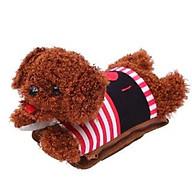 Túi Sưởi Ấm Lưng Hình Chó Đa Năng - Dùng Điện - Màu Nâu - Mẫu TSL63 thumbnail