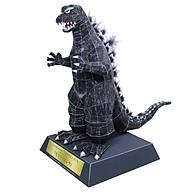 Mô hình giấy cắt dán thủ công Quái vật khủng long Godzilla thumbnail