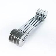 Bộ 5 Dao Hình Bánh Xe Cắt Bột Bánh Cutlery-Pro Thẳng Và Răng Cưa thumbnail