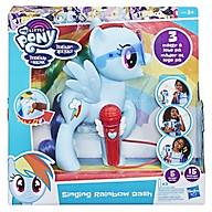 Đồ Chơi Búp Bê MY LITTLE PONY Song Ca Cùng Rainbow Dash E1975 thumbnail