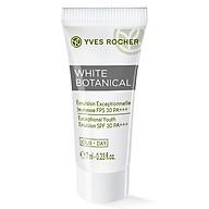 Sữa dưỡng trắng da và chống nắng Yves Rocher EXCEPTIONAL YOUTH EMULSION SPF30 PA+++ - Hàng chính hãng thumbnail