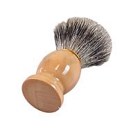 Men s Best Badger Soft Shaving Brush Wooden Hair Handle Barber Tool Mug Gift thumbnail