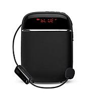 Máy trợ giảng không dây T2 Wireless Kháng nước, Kèm theo 1 Micro ko dây cài tai + 1 Micro có dây cài ve áo + 1 Tai nghe Bluetooth Siêu Bass Có Mic Đàm Thoại Thích Hợp các cuộc họp, hội nghị và học trực tuyến trên Zoom-Hàng chính hãng thumbnail