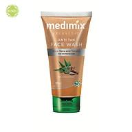 Sữa Rửa Mặt Medimix Chống Sạm Da Anti Tan Facewash 150ml thumbnail
