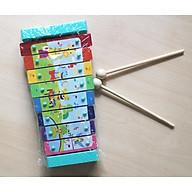 Đàn gỗ 8 thanh hoạt hình cho bé thumbnail