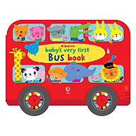Usborne Baby s Very First Bus book thumbnail