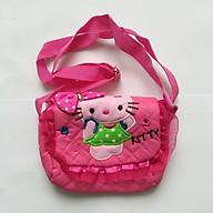 Túi xách ngộ Hello Kitty ngộ nghĩnh cho bé gái thumbnail