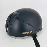 Mũ Bảo Hiểm Nửa Đầu Kính Âm SRT thumbnail