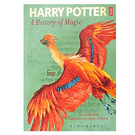 Harry Potter A History of Magic (Paperback) - Lịch sử ma thuật (English Book) thumbnail
