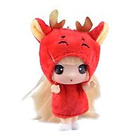 Búp bê Ddung-Dragon (tuổi Thìn) FDE0903E 9CM thumbnail