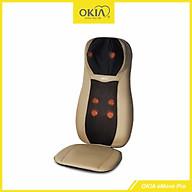 Đệm Massage OKIA eMove Pro KWH922 - Mát Xa Vai Gáy, Lưng, Mông, Đả Thông Khí Huyết, Giảm Căng Thẳng thumbnail